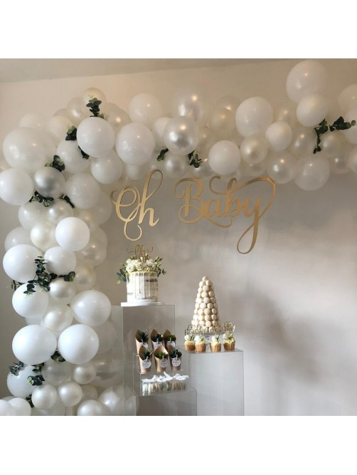 Oh Baby Wall Hanging Event Sign