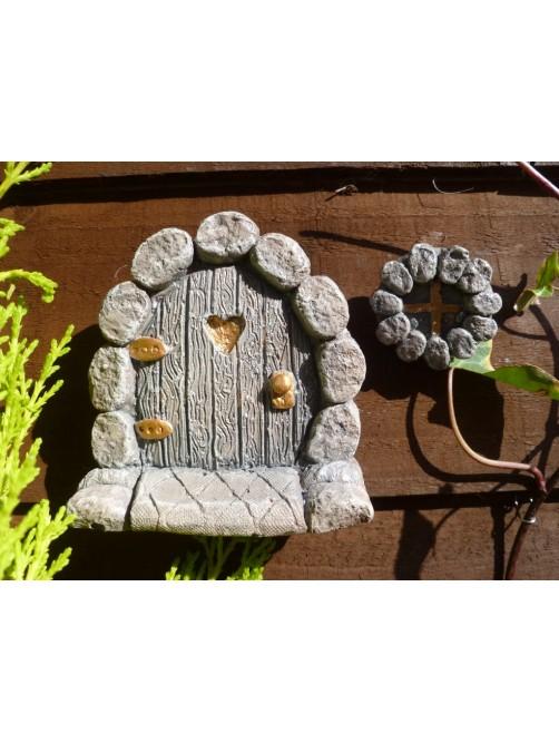 Secret Garden Fairy Door With Window