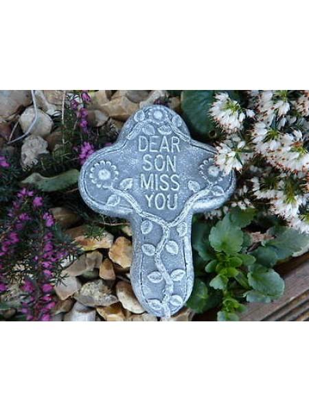 Dear Son Miss You Memorial Plaque