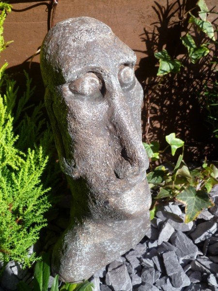 Small Easter Island Head Statue